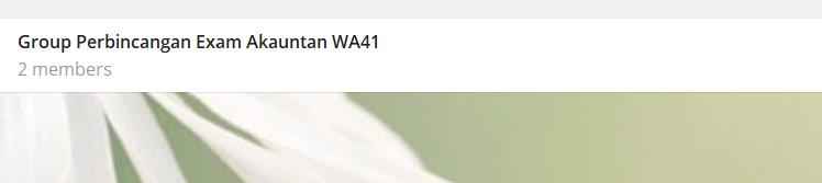 akauntan wa41
